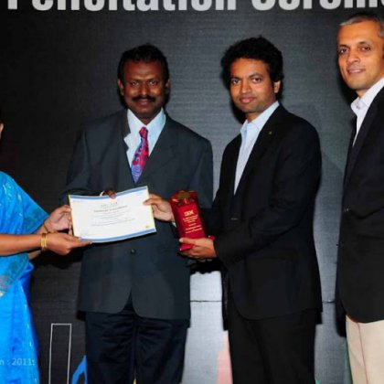 TGMC-2010 felicitation
