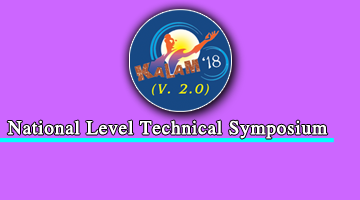 Kalam - National Level Technical Symposium
