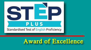 STEP- Award of Excellence