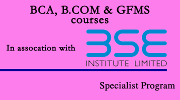 BSE Institute Limited Courses
