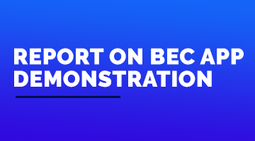 BEC App Demonstration