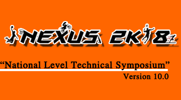 NEXUS - National Level Technical Symposium