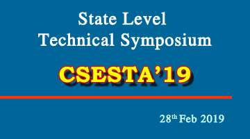 Technical Symposium – CSESTA'19