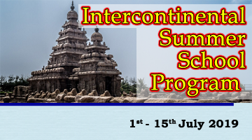 Intercontinental Summer School Program