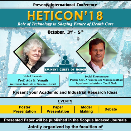 International Conference - Heticon 18