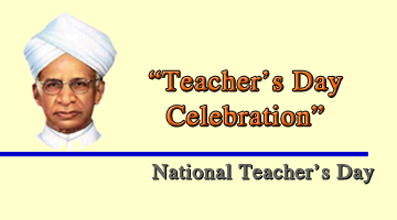 National Teacher's Day