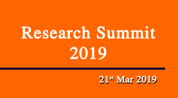 Research Summit 2019