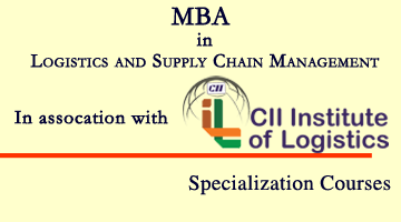 MBA in Logistics and Supply Chain Management