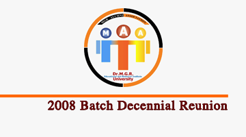 2008 Batch Decennial Reunion