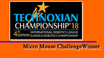 Technoxian Championship '18  Winner