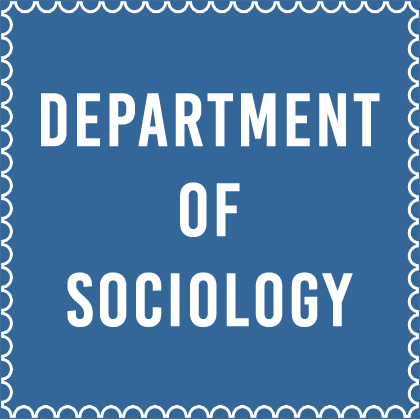 Department of Sociology