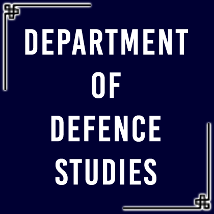Department of Defence Studies